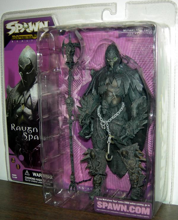 Raven Spawn Alternate Realities action figure