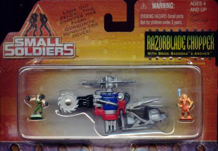 Razorblade Chopper die-cast