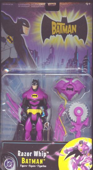 Razor Whip Batman