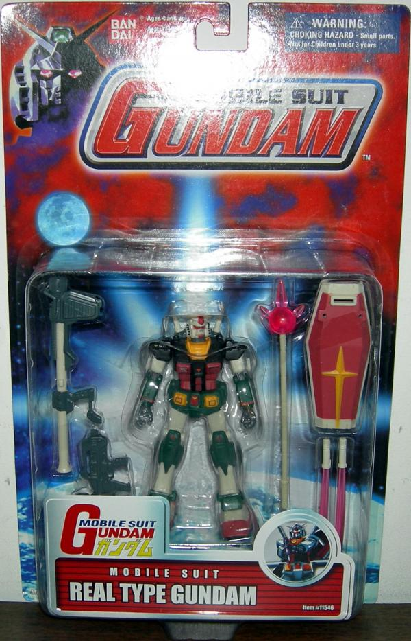 Real Type Gundam