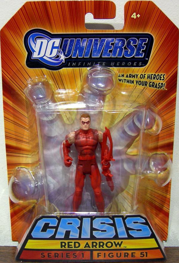 Red Arrow Infinite Heroes, figure 51