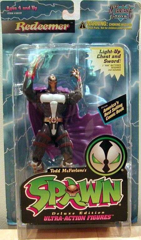 Redeemer Figure Spawn Series 3 McFarlane Toys
