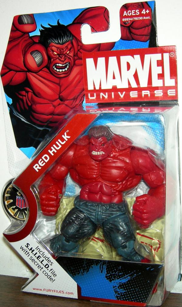 Red Hulk Marvel Universe, 028