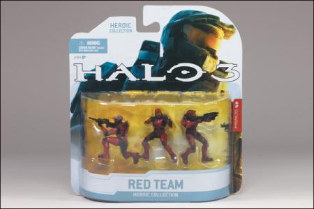 Red Team Heroic Collection