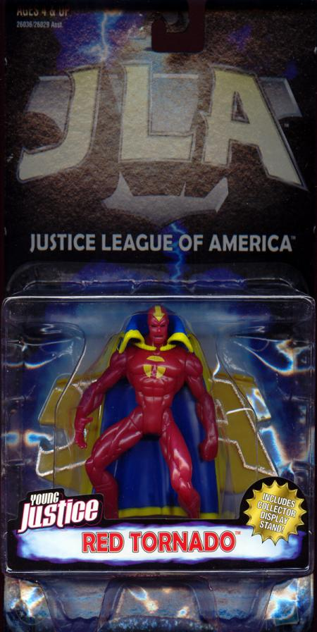 Red Tornado Justice League America