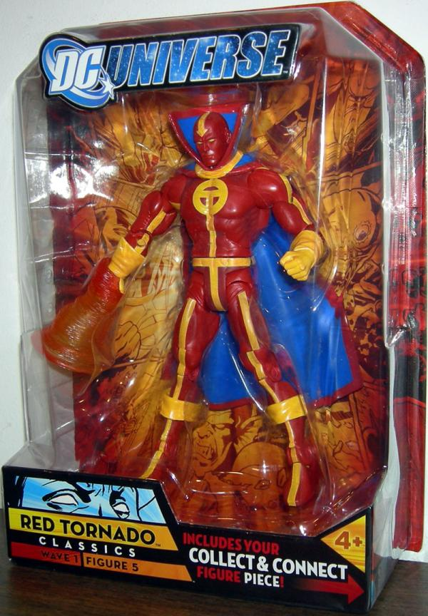 Red Tornado DC Universe Classics action figure