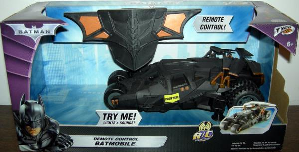 Remote Control Batmobile Dark Knight, 1-24 scale