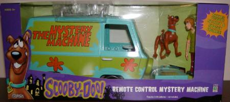 Remote Control Mystery Machine