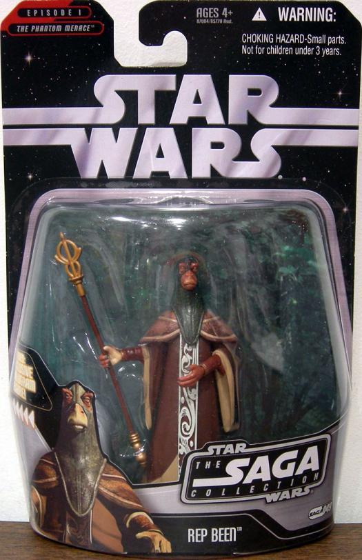 Rep Been Figure Saga Collection 049 Star Wars Hasbro