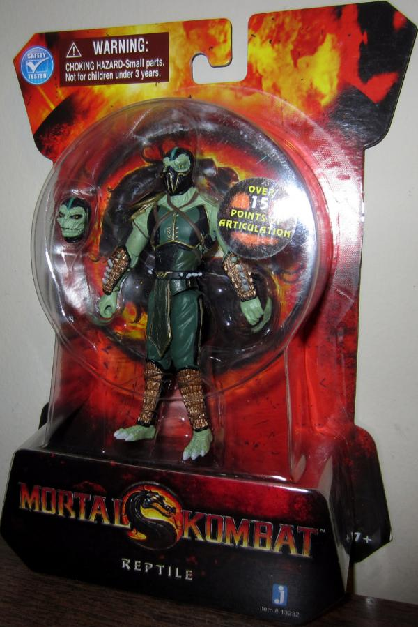 Reptile 4 Inch Mortal Kombat action figure