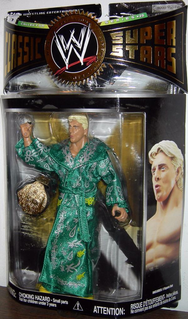 Ric Flair WWE Hall Famer series 20 action figure