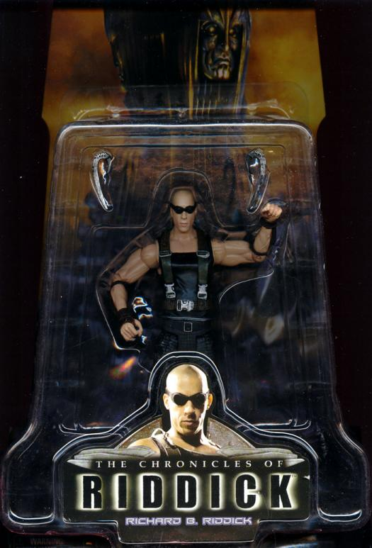 Richard B Riddick Action Figure Chronicles Sota Toys