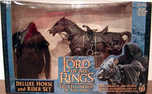 Ringwraith Horse FOTR, blue box