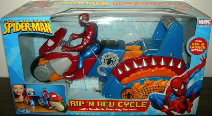 Spider-Man Rip N Rev Cycle Amazing Spider-Man