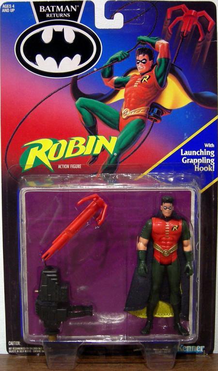 Robin Batman Returns