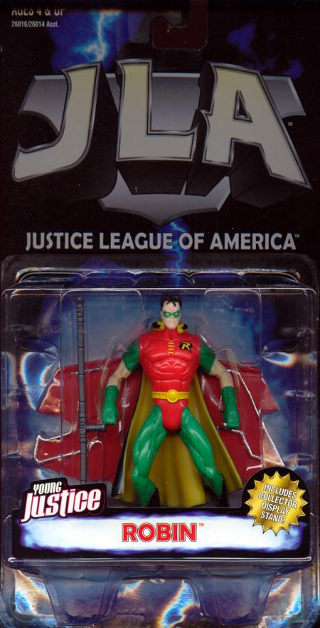 Robin Justice League America