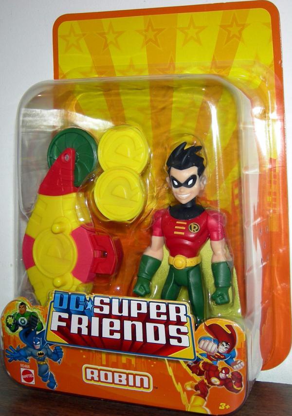 Robin DC Super Friends, Mattycollectorcom Exclusive