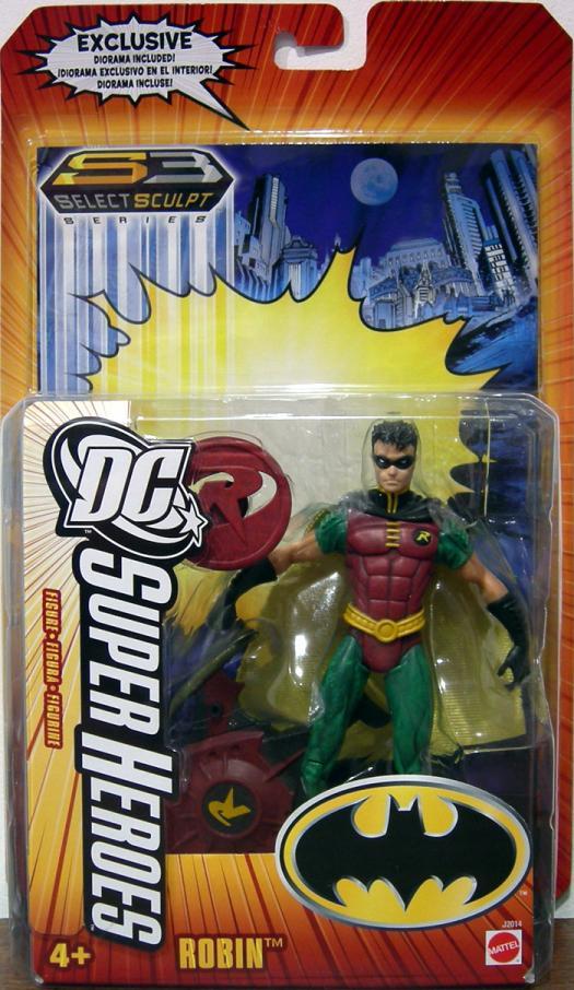 Robin DC SuperHeroes S3