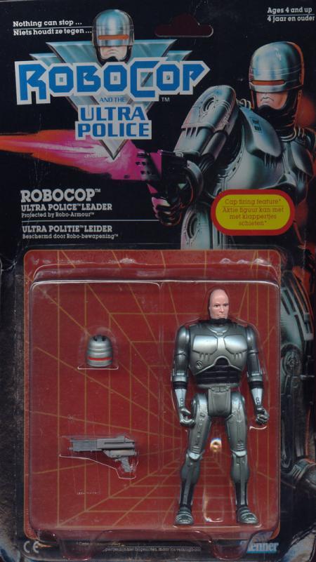 Robocop Ultra Police Leader