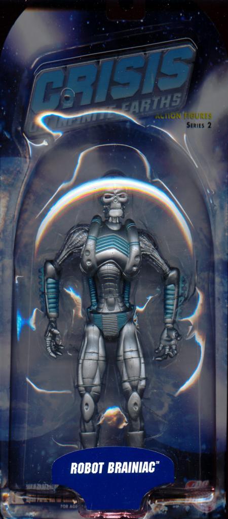 Robot Brainiac