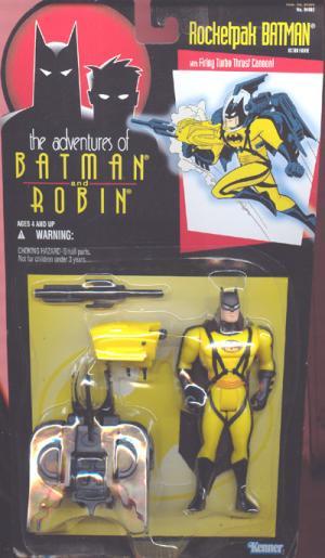 Rocketpak Batman