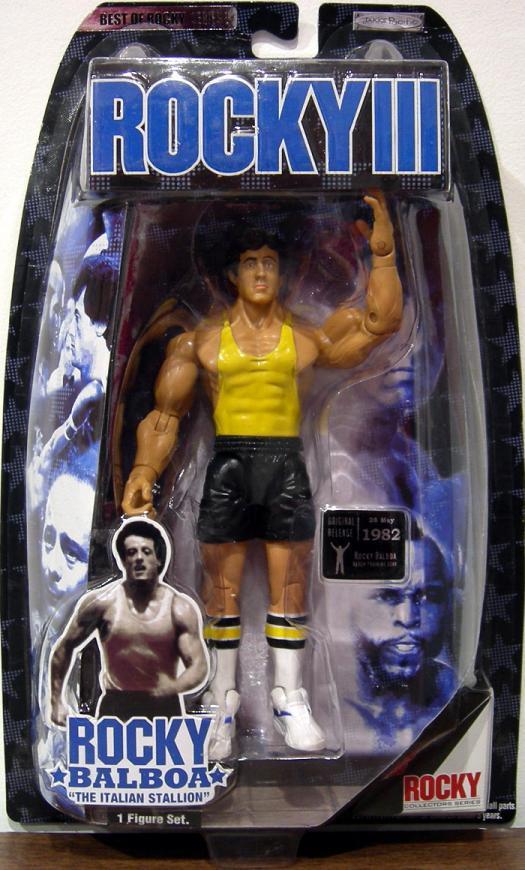 Rocky Balboa Action Figure Best of Rocky III Beach Training Gear