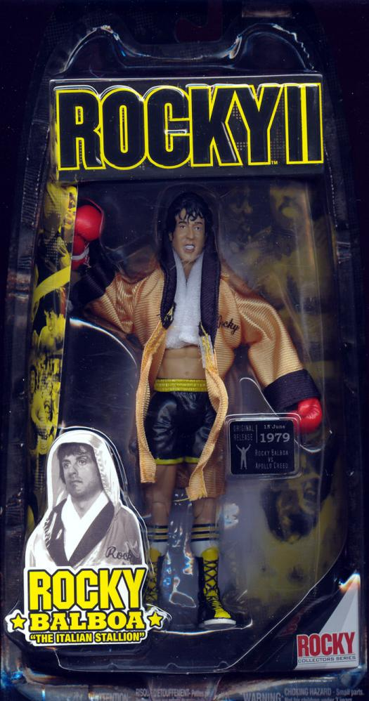 Rocky II robes