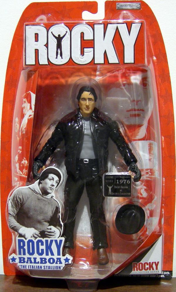 Rocky Balboa Gazzos collector