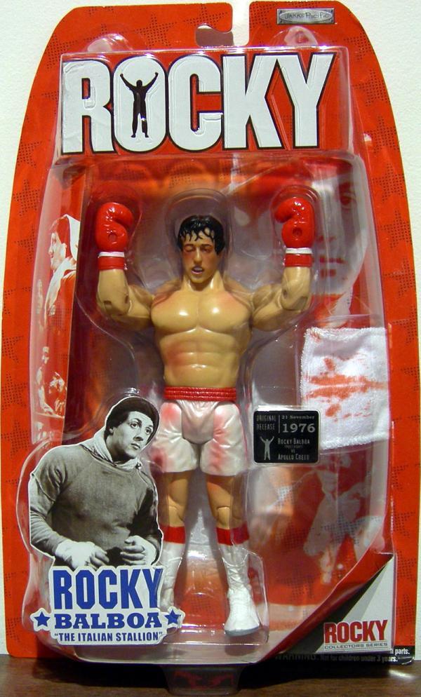 Rocky Balboa vs Apollo Creed post fight