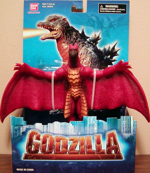 Rodan 2004 Godzilla action figure