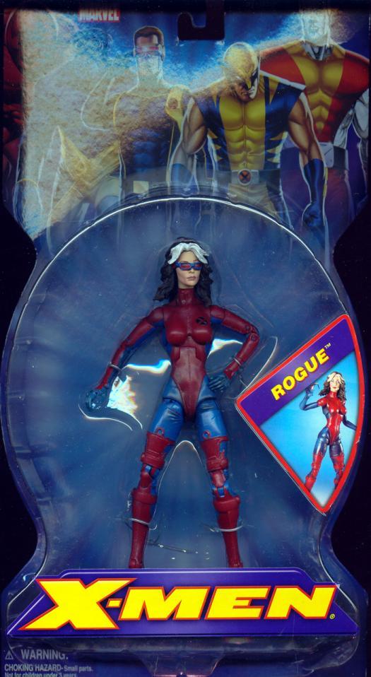 Rogue long hair X-Men 3