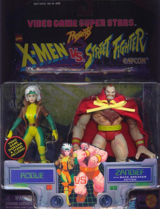 Rogue vs Zangief