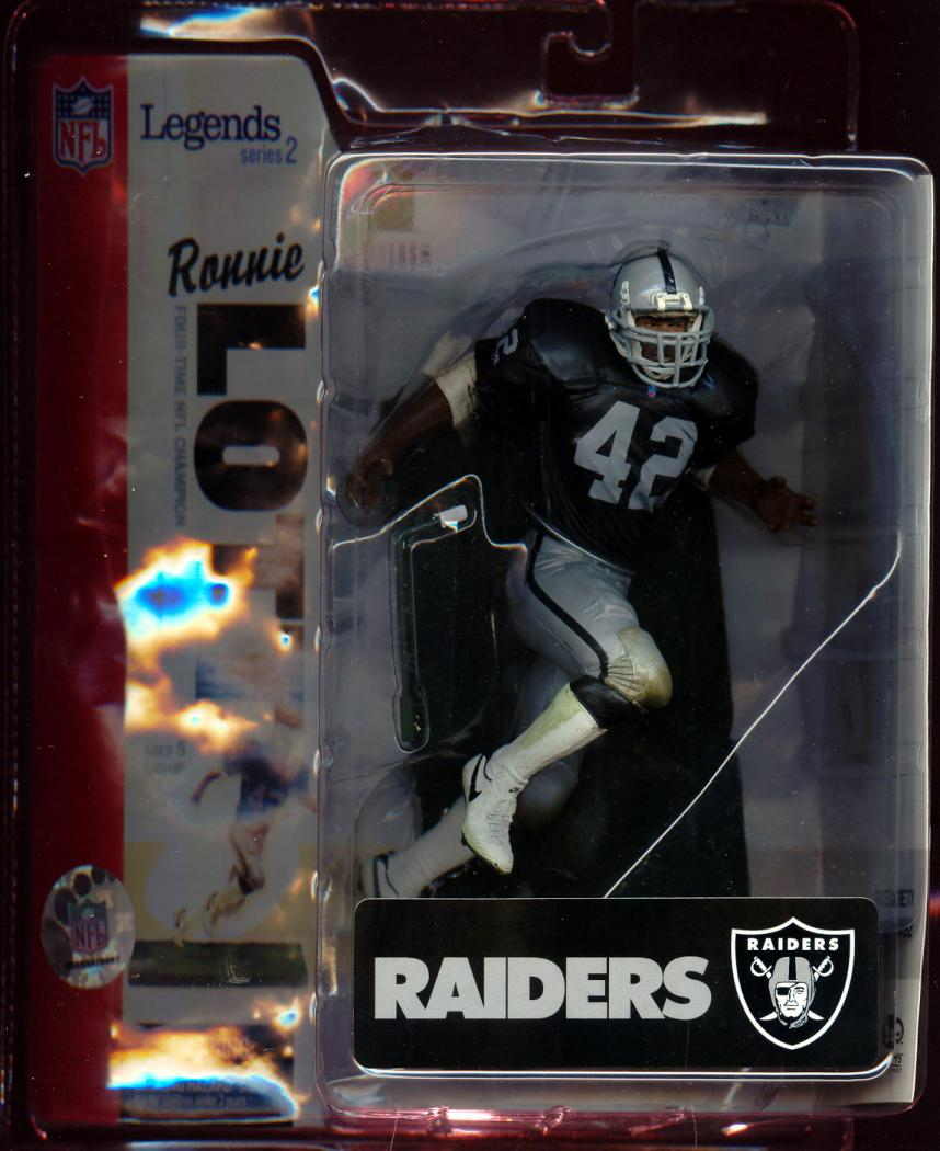 Ronnie Lott Legends 2, Raiders uniform