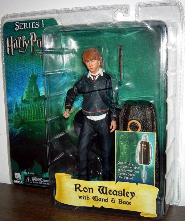 Ron Weasley wand base Order Phoenix