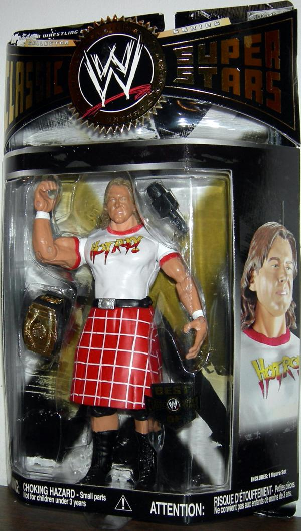 Rowdy Roddy Piper Best of WWE Classic Super Stars Action Figure