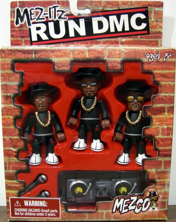 Run DMC Mez-Itz