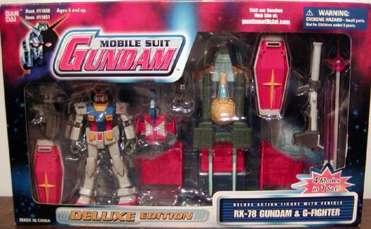 RX-78 Gundam G-Fighter
