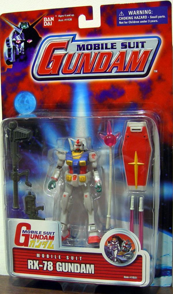 Mobile Suit RX-78 Mobile Suit Gundam Wing action figure