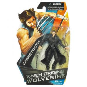 Sabretooth X-Men Origins Action Figure Hasbro