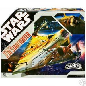 Saesee Tiins Jedi Starfighter