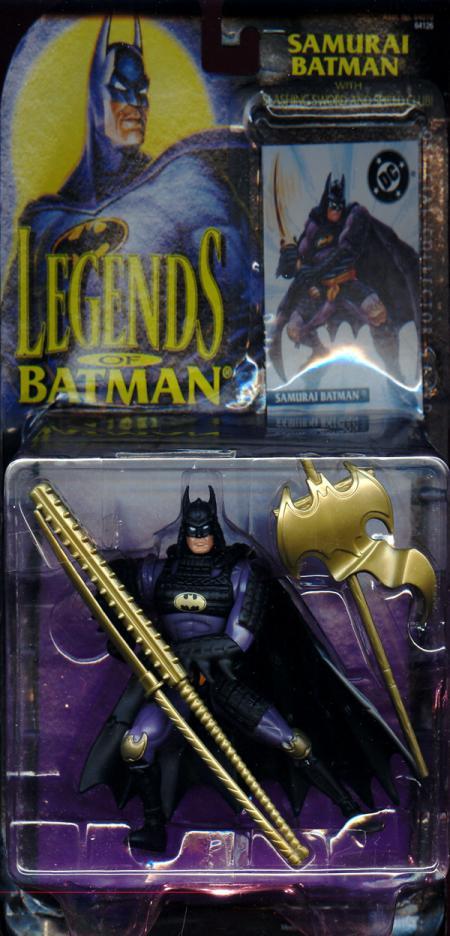 Samurai Batman Legends