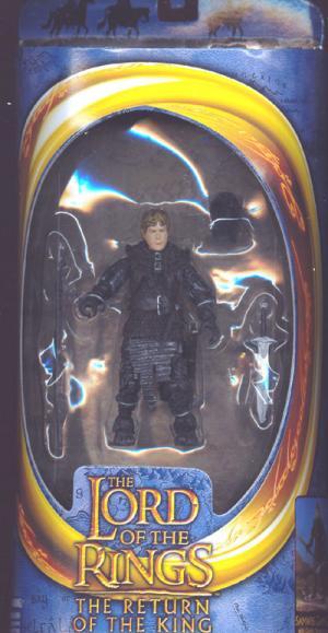 Samwise Gamgee Figure Goblin Disguise Armor Toy Biz