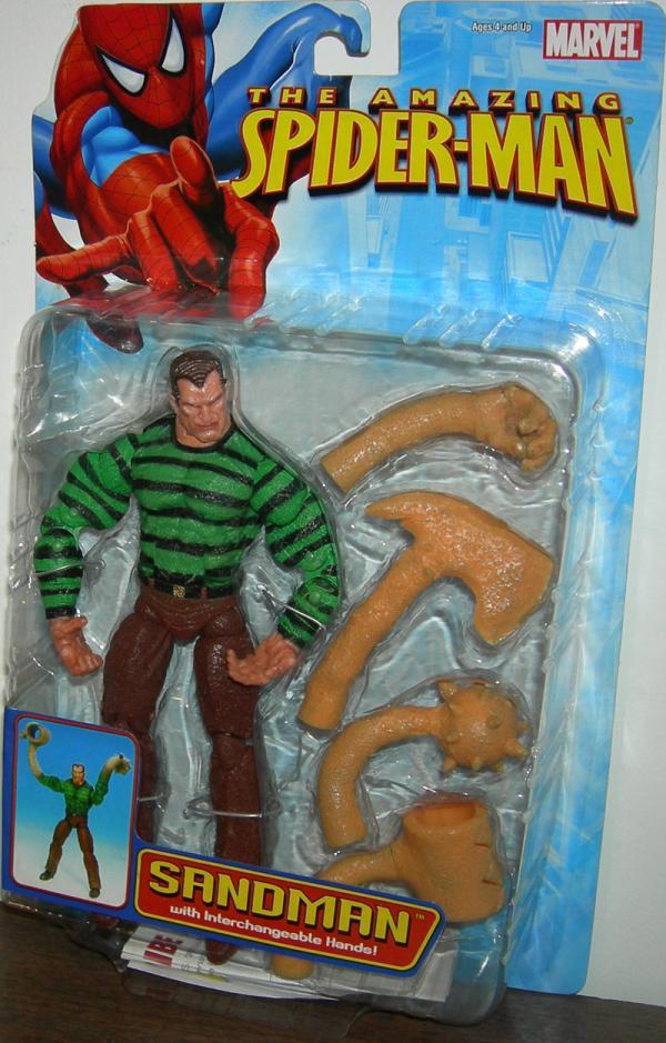 Sandman Amazing Spider-Man
