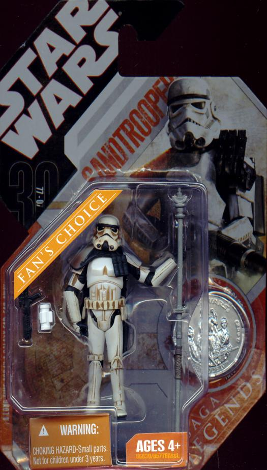Sandtrooper 30th Anniversary, Fans Choice
