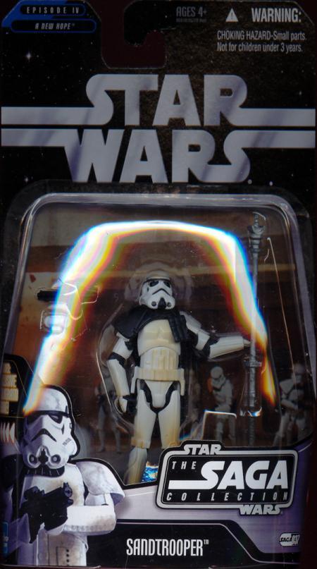 Sandtrooper Saga Collection 037 Star Wars action figure