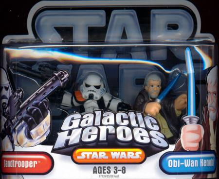 Sandtrooper Obi-Wan Kenboi Galactic Heroes