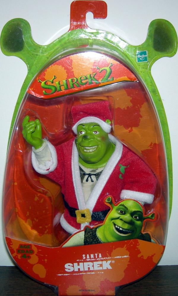 Santa Shrek