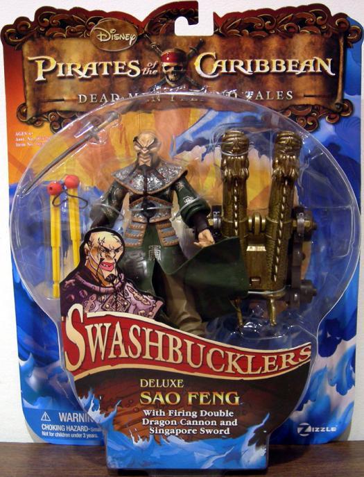 Sao Feng Swashbucklers, Deluxe