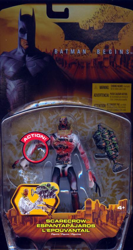 Scarecrow Batman Begins, bloody