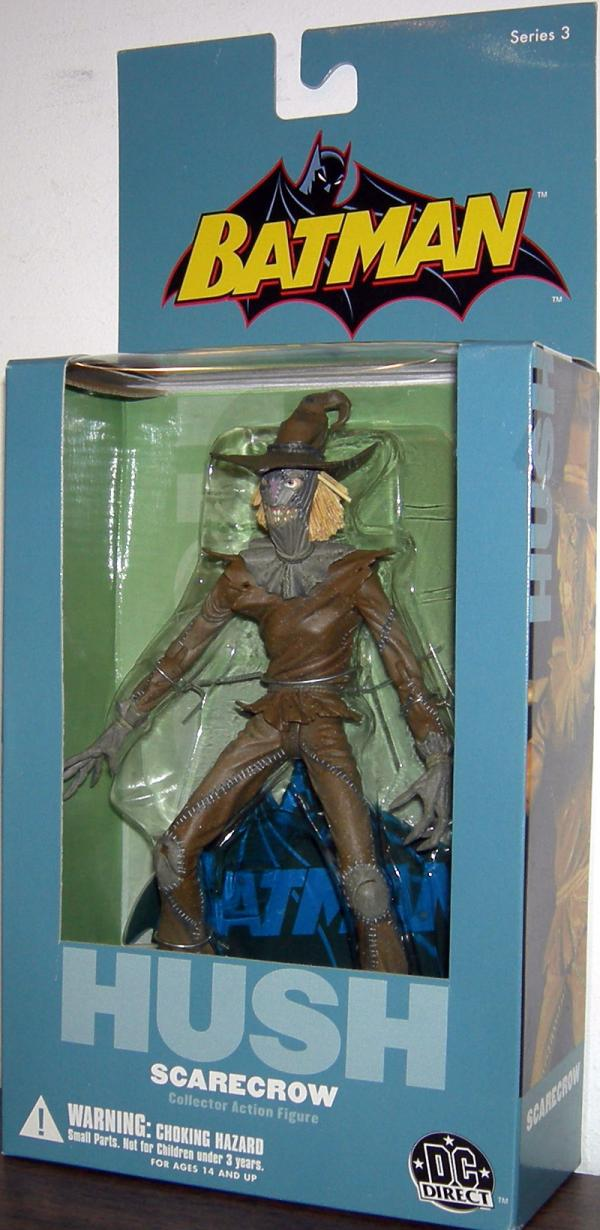 Scarecrow Hush series 3